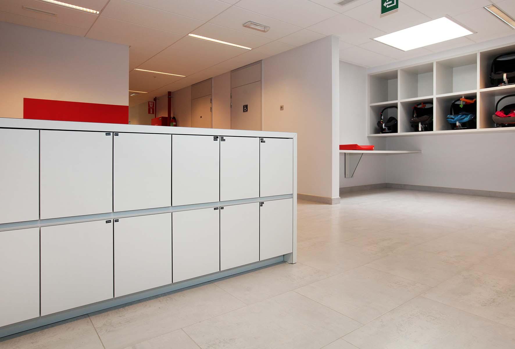 Timmermans Interieur | Kinderopvang Veurne